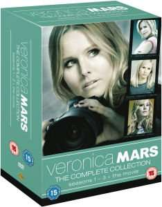 The Veronica Mars Collection - Series 1-3 (Includes Movie) DVD £18 (using code) delivered @ Zavvi