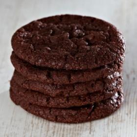 ASDA Double Chocolate Cookies 5pk £0.50p @ Asda