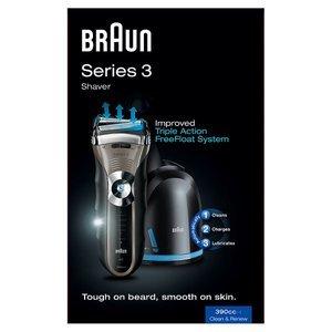 Braun 390  shaver £39.99 @ Superdrug