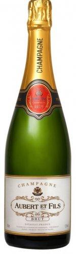 Aubert et Fils Brut Champagne - £10 per bottle at Co-operative Food