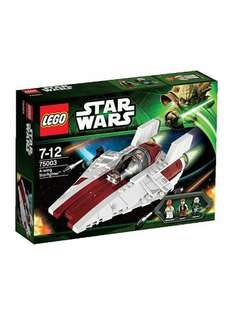 Lego A Wing Star Fighter 75003 @ Asda Direct 19.97