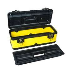 18.5 Inch Metal Tool Box £7.99 was £19.99 @ Maplin (click & collect In store) low stock on line