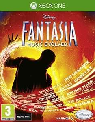 Disney Fantasia: Music Evolved (Xbox One/X360) £12 Delivered @ Amazon