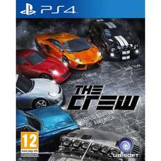PS4 / XboxONE - The Crew £24.99 @ Smyths Toy Store (Instore & Online)