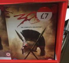 300 / 300: Rise of an Empire [DVD] £7 In-store @ BHS