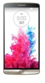 LG G3 Smartphone - Shine Gold for £299.99 @ Ebuyer