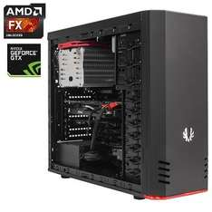 "Liberator X6"" AMD FX-6 6300 @ 4.1GHz Turbo Nvidia GeForce Six Core Gaming PC £595 @ Overclockers"
