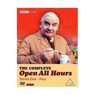 Open all Hours DVD Collection 1-4 £6.73 Using Code XMAS5 @ Rakuten UK(YouwantitWegotit)