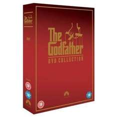 Godfather Trilogy DVD £6.93 using code XMAS5 at linkentertainment / Rakuten