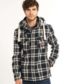 Superdry Mens Shirt/Jacket £34.99 @ SUPERDRY EBAY STORE