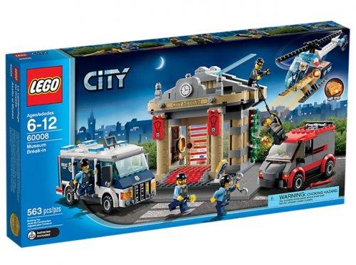 Lego City Museum Break-in 60008 £29.99 @ ARGOS