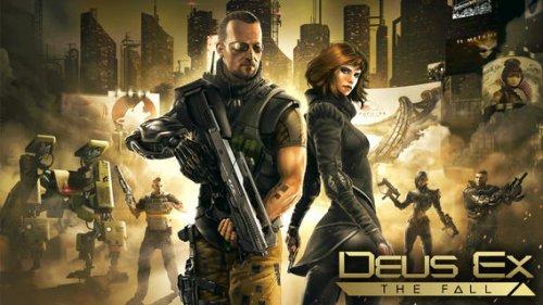 (Steam) Deus Ex: The Fall - £1.60 - Greenman Gaming