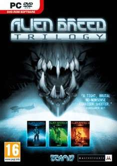 Alien Breed: Trilogy (PC) £2 Delivered @ GAME (99p Instore But Limited)