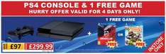 Playstation 4 with either littlebigplanet or drive club only £299.99 @ smyths toys