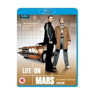 Life On Mars: Series 1 & Series 2 (Bluray Boxsets) £9.21 deliverd for both @ Zoverstocks / Rakuten