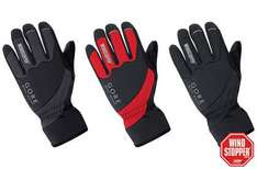 Gore Bike Wear Tool Windstopper Soft Shell Full Finger Gloves + 3.67% TCB + free delivery or C&C £23.98 @ Evans Cycles