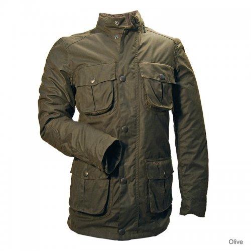 Mens Barbour Corbridge Wax Jacket - e-oudoors.co.uk - £148.85