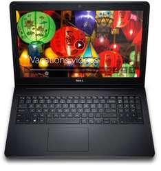 Dell Inspiron 15 5000 series - 15inch screen, i7-4510u, 8gb RAM, 1TB hard drive,  M265 2GB dedicated graphics £449.10 @ Dell