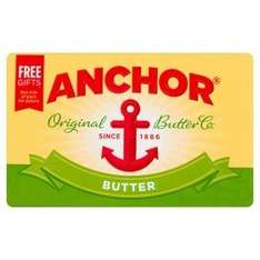 Anchor Butter 500g for £1.94 at Asda instore and online