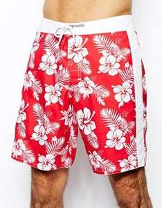 ASOS Mens Swim Shorts now £3.50 from £22 - 84% OFF lus £3 delivery ( FREE On orders over £20)