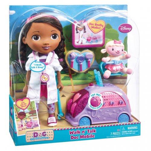 Disney Doc McStuffins Walk n Talk Doll £25 Tesco instore