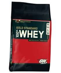 Optimum nutrition 100% Gold standard whey protein 4.5kg £85.11 @ supplimentcentre with next day free delivery