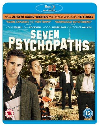 Seven psychopaths (2012) BLU-RAY £3.99 at zavvi