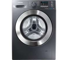 SAMSUNG ecobubble™ WF80F5E2W4X Washing Machine 8KG 1400rpm A+++ - Graphite or White down from £649 to £369 with 5 year warranty @ Currys