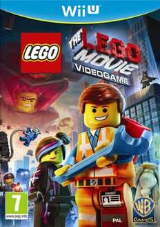 Lego movie : The videogame wii-u £15 at game