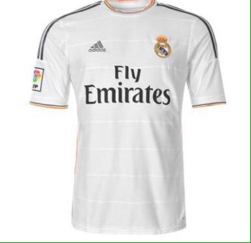 Adidas Real Madrid 2013/2014 (I think) home jersey shirt £16.99 @ SportsDirect.