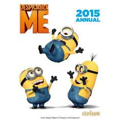 All 2015 Annuals now £1.00 each online (grocery) and instore at Tesco! Depicable Me, Match, Lego, Peppa Pig etc ...