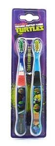 Teenage Mutant Ninja Turtles ( TMNT ) pack of 2 toothbrushes 37p instore @ Tesco