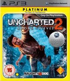 (Pre Owned) Uncharted 2: Among Thieves [Platinum] £3.00 delivered @ GAME