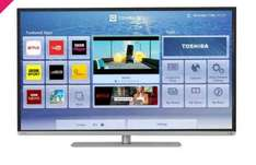 Toshiba 48L5453DB LED TV, Full HD, Freeview, Smart and 3D for £379 @ ao.com