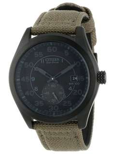 Mens Military CITIZEN EcoDrive watch £60 BV1085-31E £60 @ very
