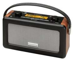 Roberts Vintage DAB/FM RDS Portable Radio with Built in Battery Charger - £69.99 @ Amazon (Lightning Deal)