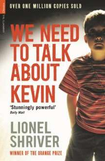 We Need To Talk About Kevin: 99p on Kindle today only @ Amazon