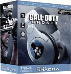 CALL OF DUTY GHOSTS EAR FORCE SHADOW £49.99 @ Zavvi