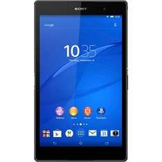 sony Z3 compact tablet (£270 with cashback) £299.99 @ Argos