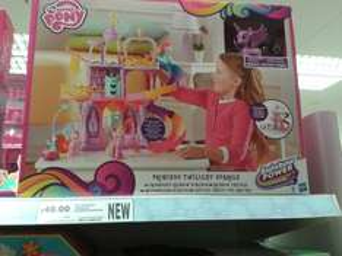 my little pony twilight sparkle rainbow Kingdom £10 @ Asda instore