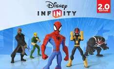 Disney Infinity 2.0 Spiderman playmate £19 at Tesco instore