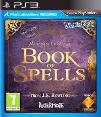 PS3 Book of Spells inc. playstation move £5 @ Sainsburys