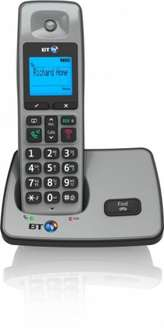 BT 2000 Single Cordless phone Free click and Collect £14.99 @ Robert Dyas