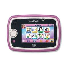 LeapFrog LeapPad 3 Learning Tablet (Pink) £36 @ Amazon