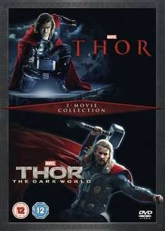Thor/Thor: The Dark World (DVD) £8.99 delivered from Xtra-vision