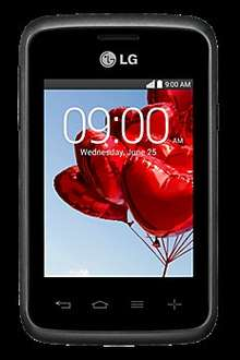 LG L20  Payg upgrade - Android KitKat 4.4.2 ONLY £9.95 @ CPW