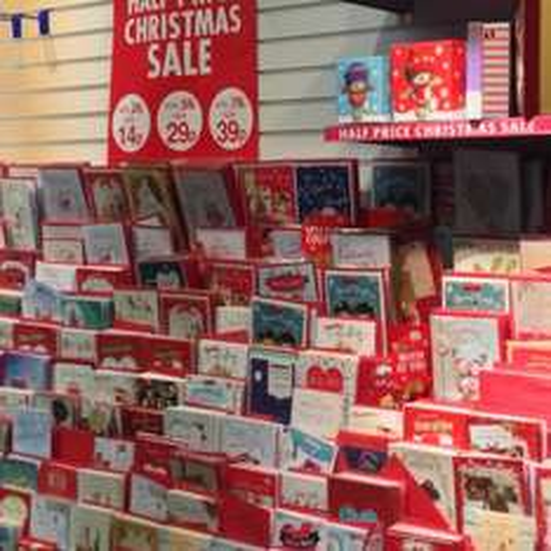 1/2 Sale - Card Factory WGC