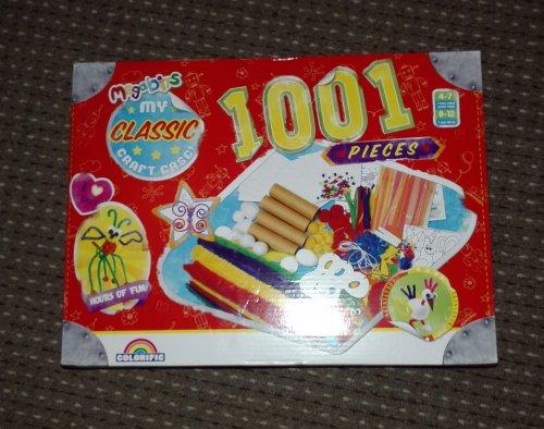 1001 Piece Craft Set £4.98 @ Morrisons
