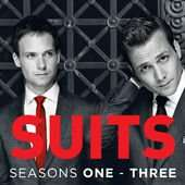 Suits Seasons 1-3 + Webisodes £19.99 (HD) at iTunes or £17.99 (SD)