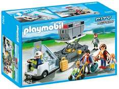 Playmobil City Action 5262 Aircraft Stairs with Passengers and Cargo £9.96 @ Amazon (prime / £10 spend)